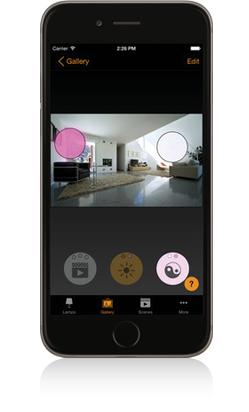 Atmos includes a free app